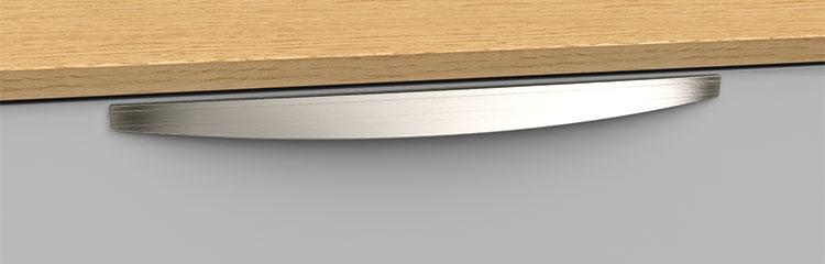Muschelgriffe für Möbeln und Einrichtungen
